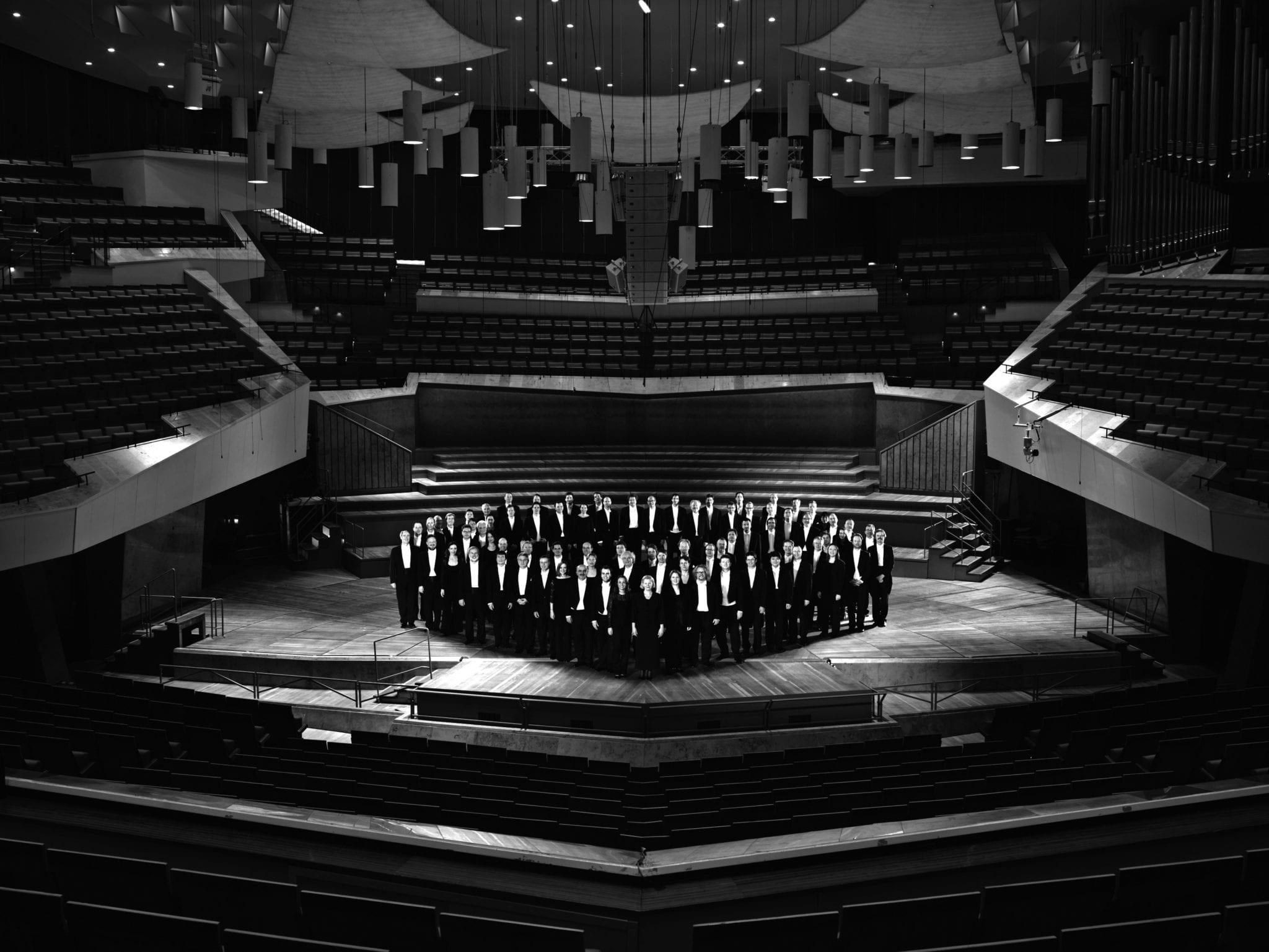 Kavlifondet støttet aktivt Berlinfilharmoniens Europakonsert i Røros kirke 1. mai 2016. Foto: Berlinfilharmonien.