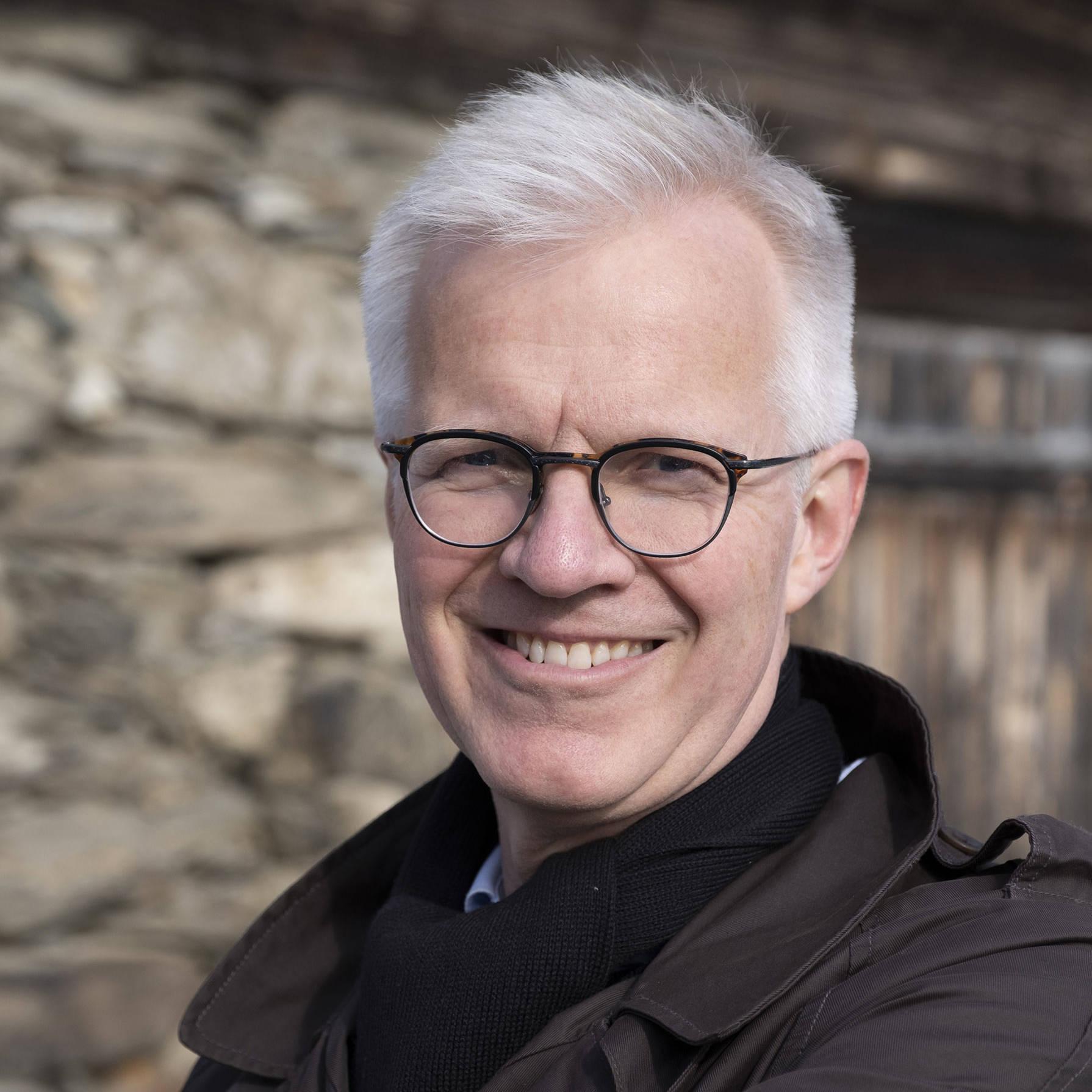 Øyvind Gimse. Foto: Frontal