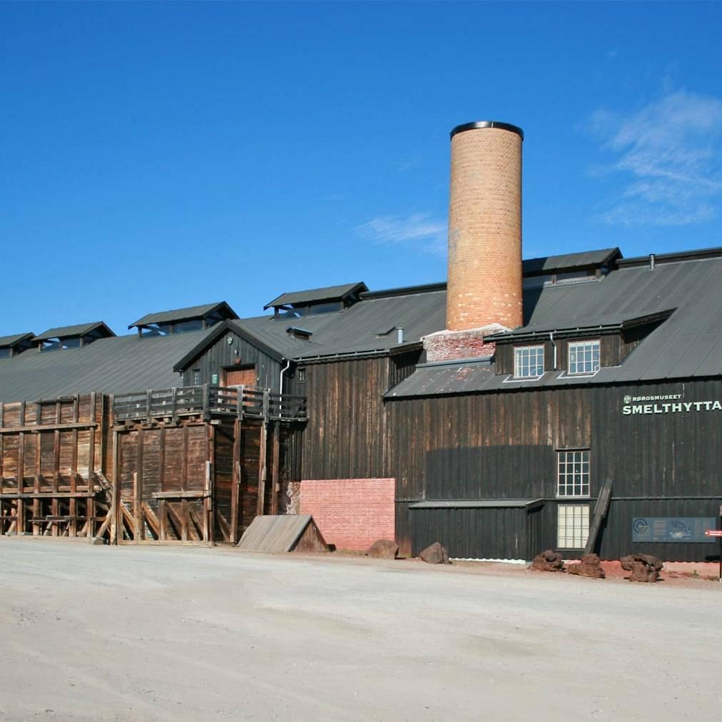 Rørosmuseet Smelthytta. Foto: Lars Geithe, 2007.