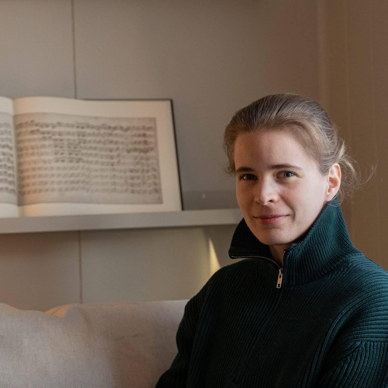 I 2015 bestemte Tabita Berglund seg for å ta et krasjkurs i dirigering. Det skulle ikke trønderjenta komme til å angre på. Foto: Trine Lysholm Hagan.