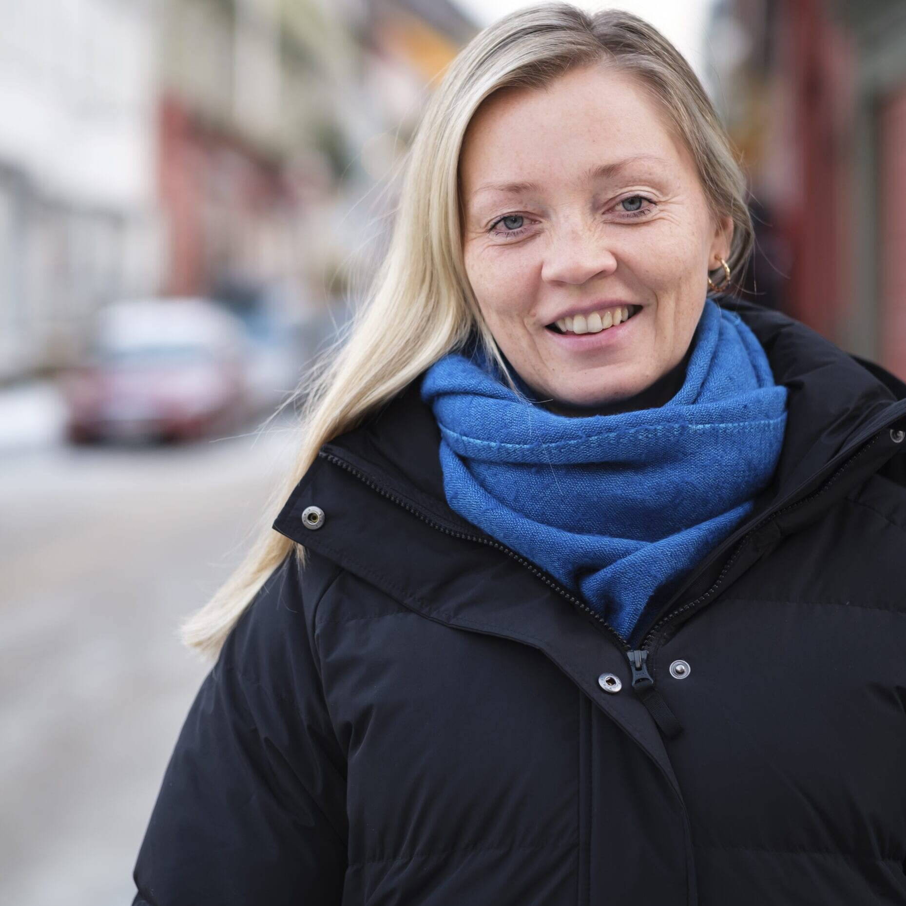 Kirsti Sæter. Foto: Ren Røros Frontal.