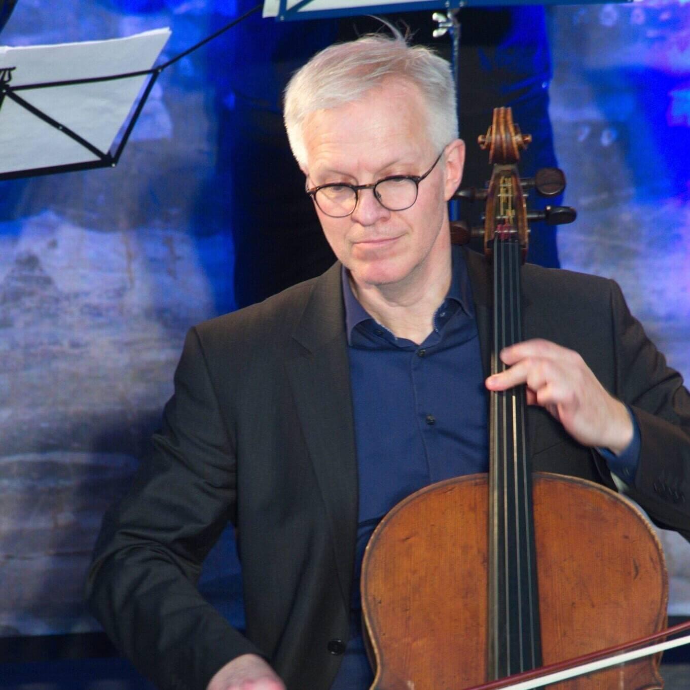 Øyvind Gimse. Foto: Privat